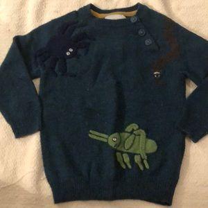 Mini Boden Ronald Dahl sweater
